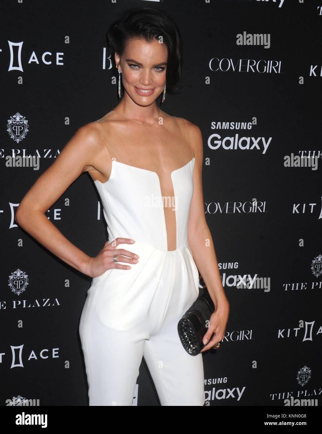 New York Ny September 16 Rianne Ten Haken Attends The 2015 Stock