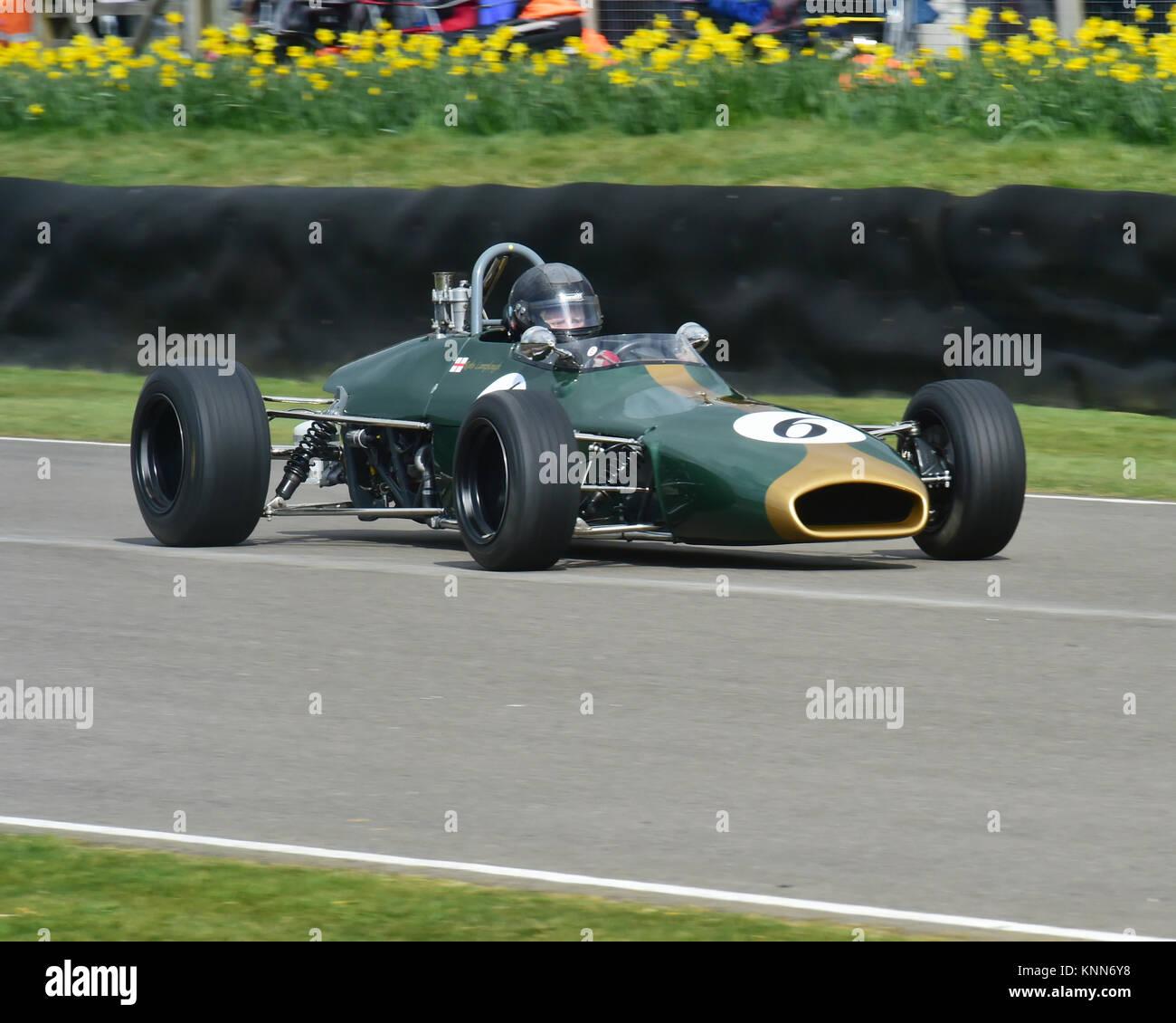 Robs Lamplough, Brabham-Ford BT28, Derek Bell Cup, Formula 3 Stock ...