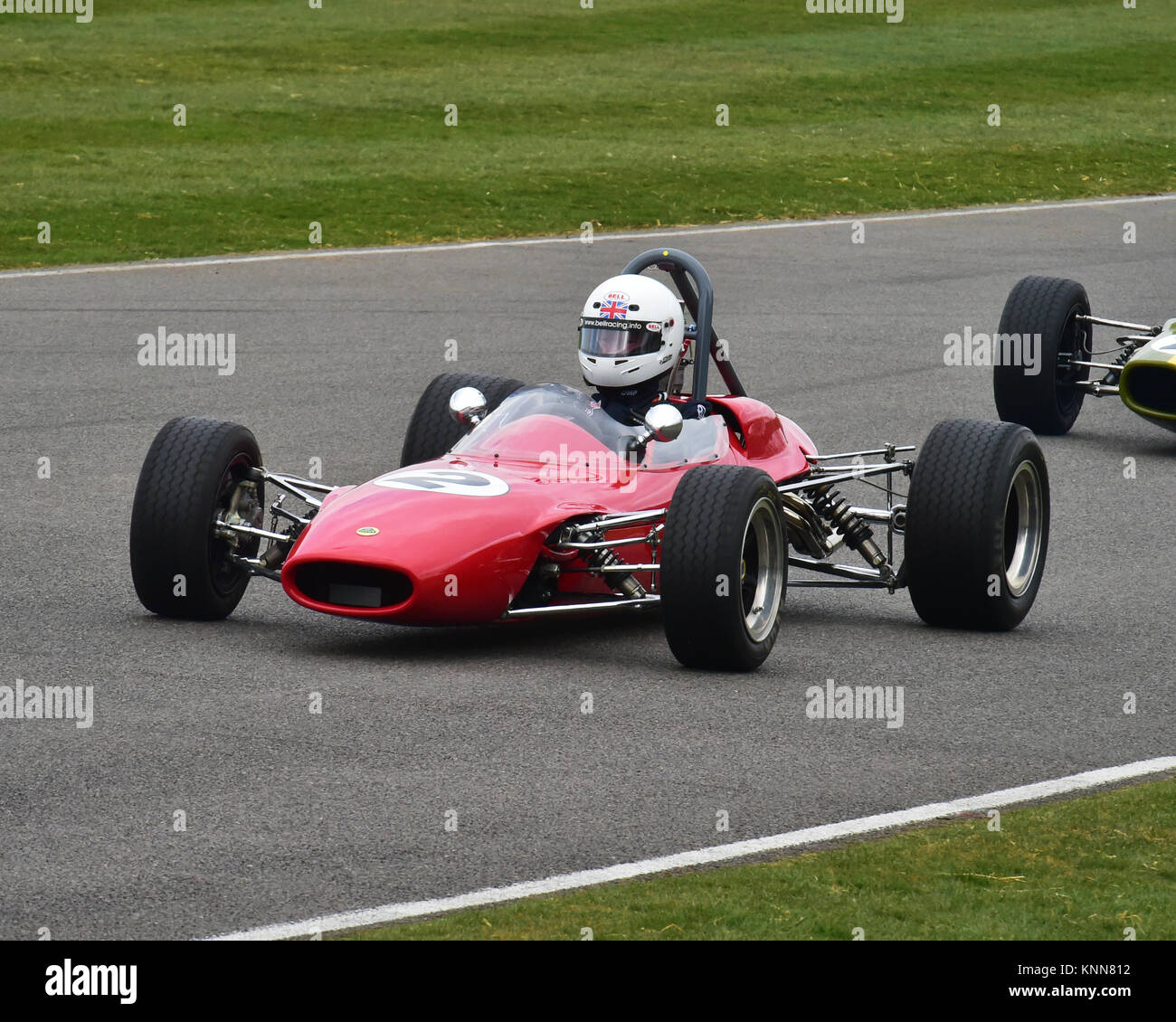 Barry Sewell, Lotus-Ford 41, Derek Bell Cup, Formula 3, Goodwood ...