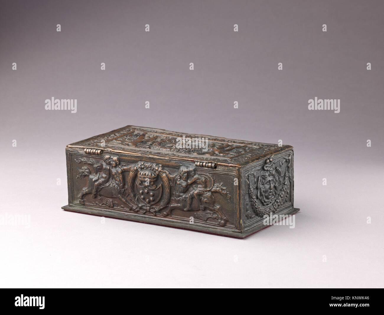 Writing Box. Artist: Italian (Manifattura di Signa, Florence?) (ca ...