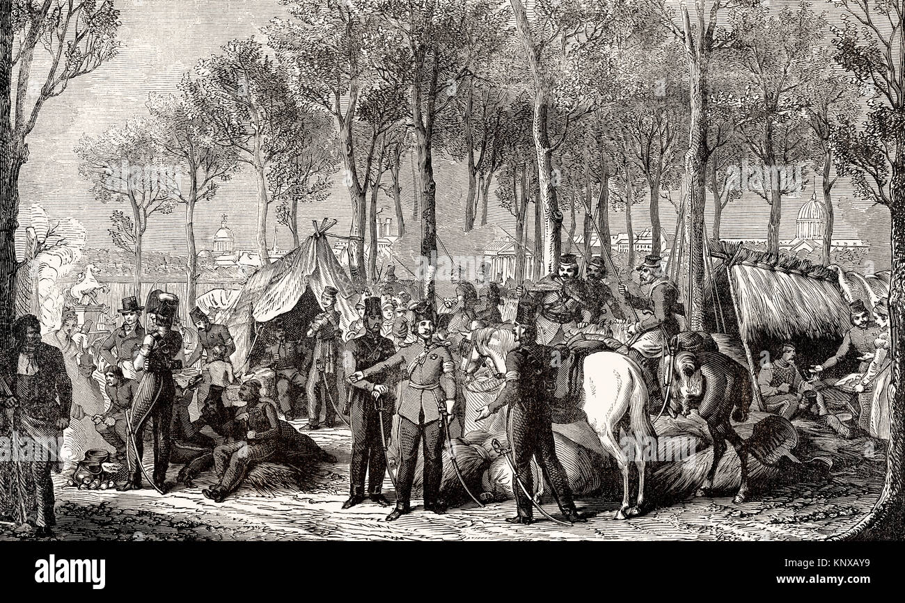 treaty of paris The treaty of paris, signed on 3 september 1783, concluded the american revolution and established a boundary between the newly-independent american colonies and.