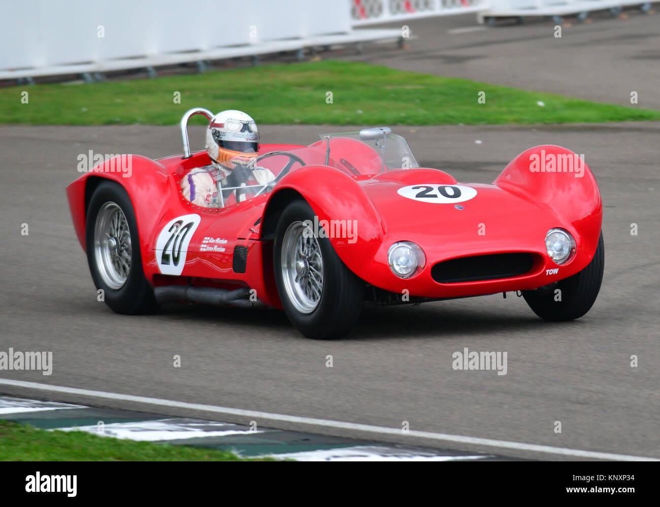 Goodwood Classic Car Show
