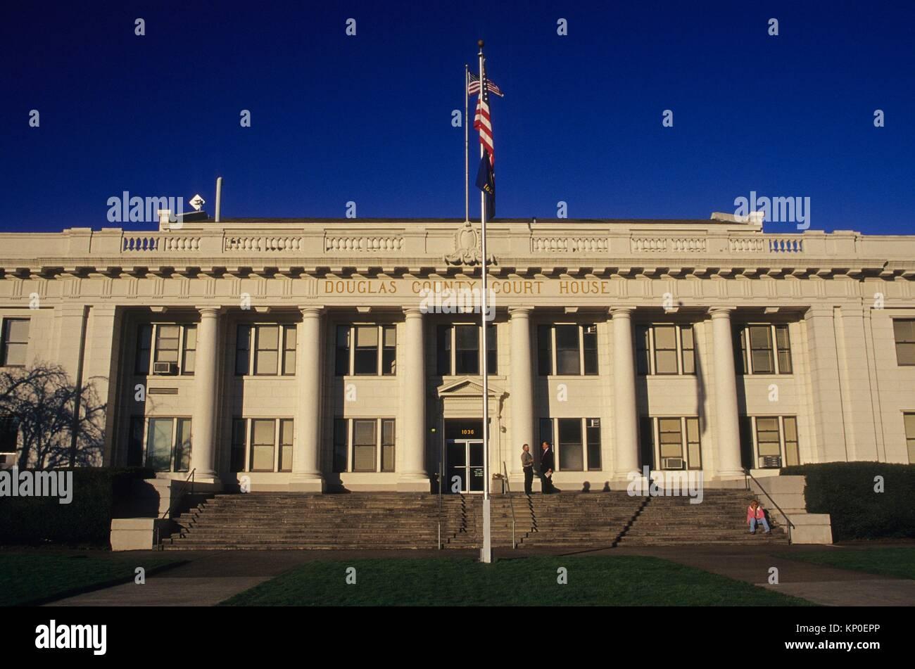 Douglas County Assessor's Office Roseburg, Oregon