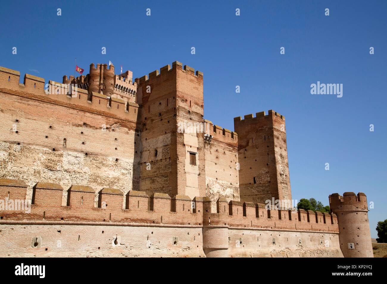 Valladolid stock photos valladolid stock images alamy - Sofas medina del campo ...