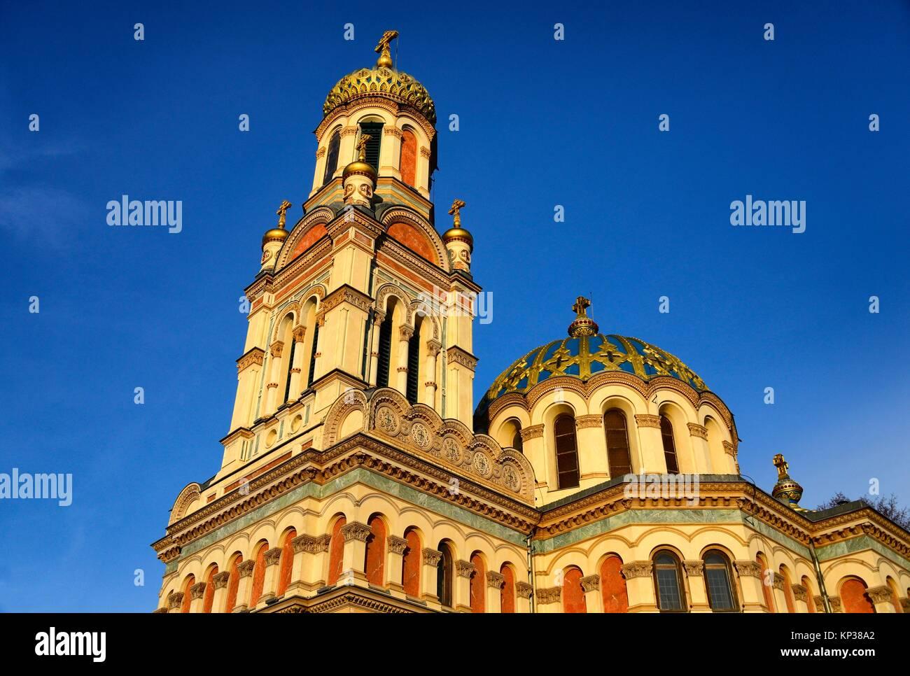 Alexander Nevsky Cathedral Lodz