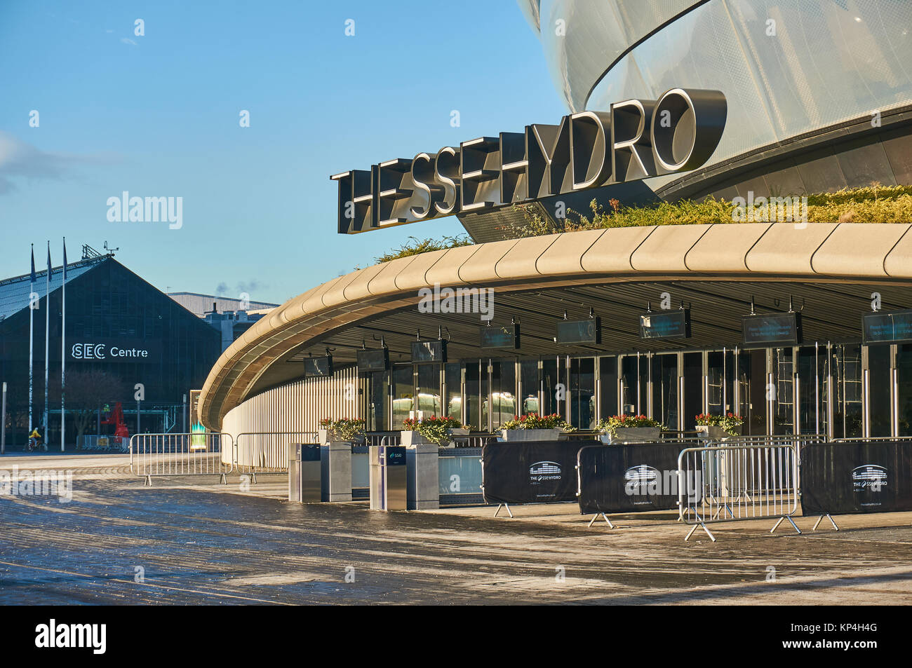 SSE Hydro Glasgow – Tickets and Tour Information
