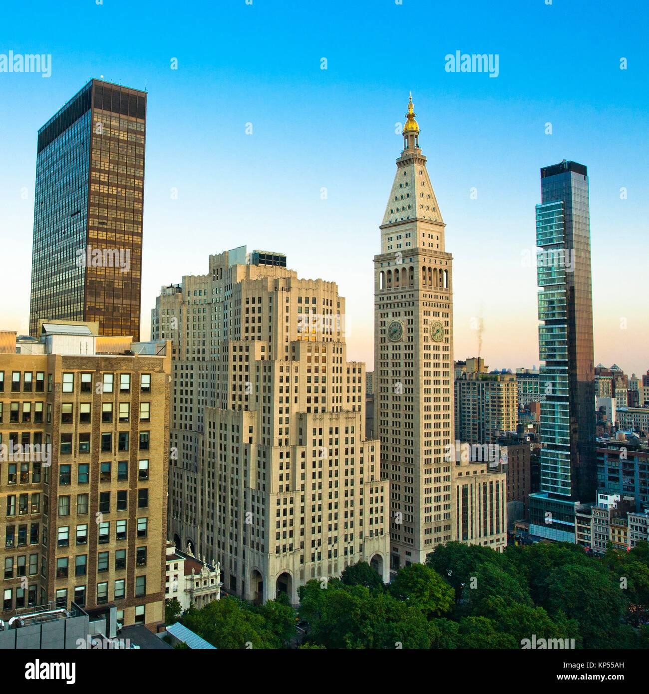 met life tower new york stock photos amp met life tower new