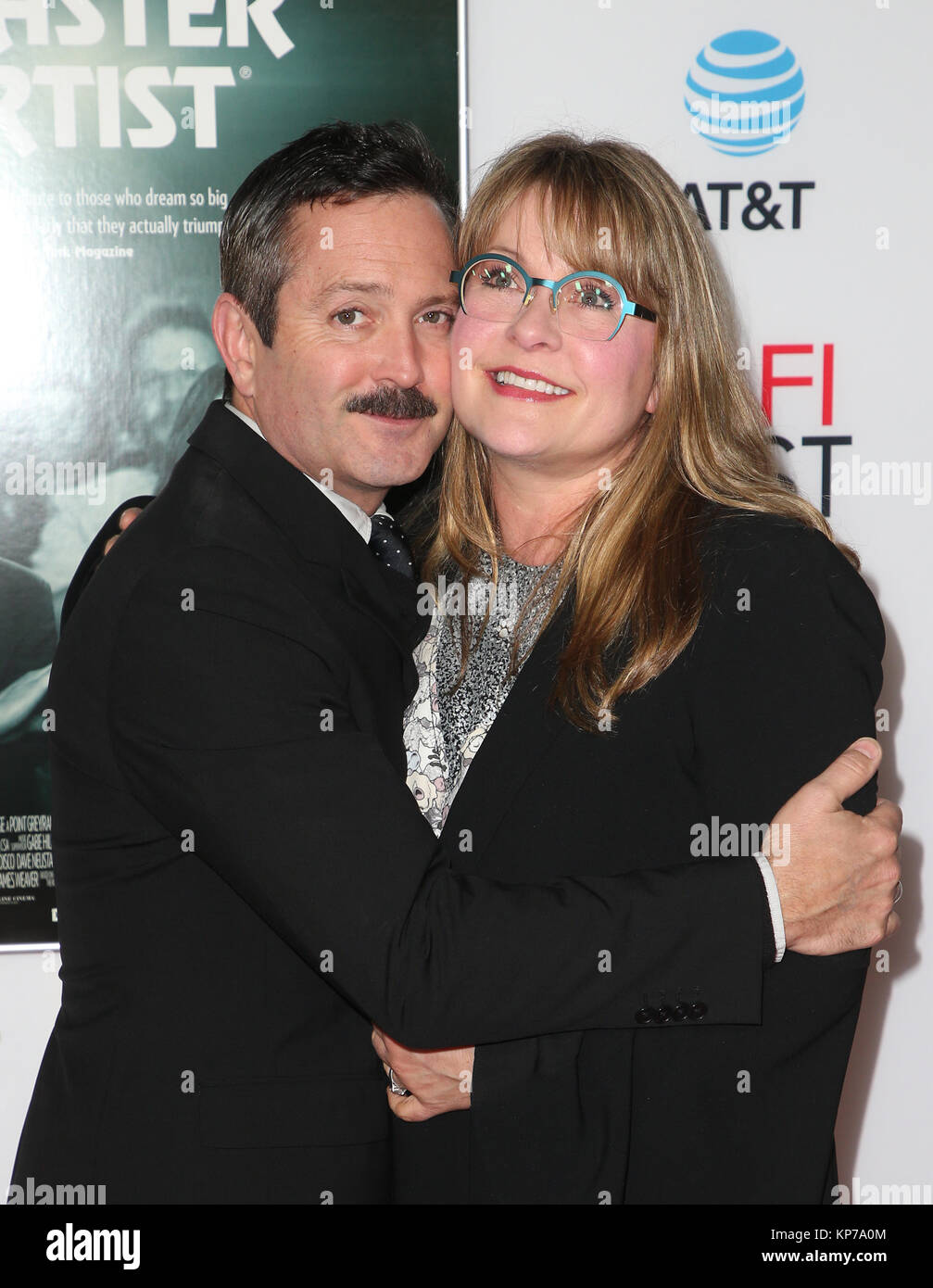 Jenny Robertson And Tom Lennon