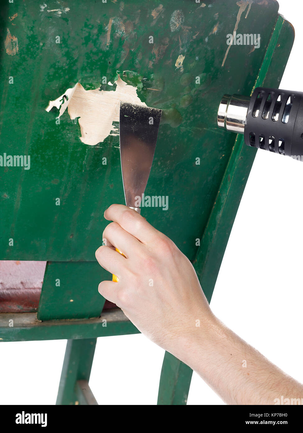 Removing Pax Paint