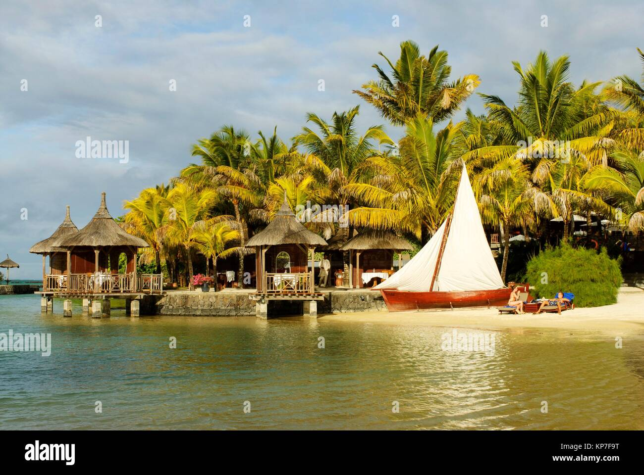 Paradise Cove Boutique Hotel Anse La Raie Mauritius