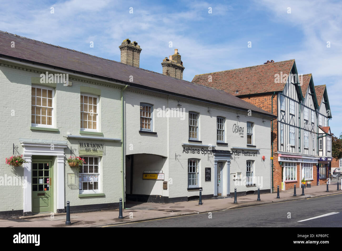 Royston uk stock photos royston uk stock images alamy for Ashiana indian cuisine