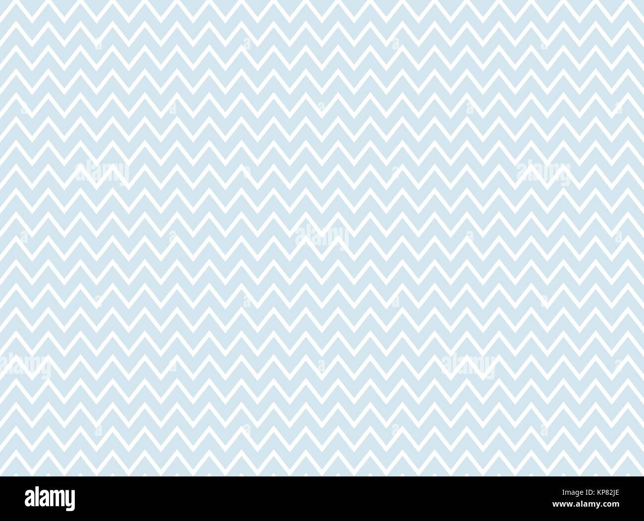 Hintergrund mit zacken muster in hellblau und wei stock for Tapete hellblau muster
