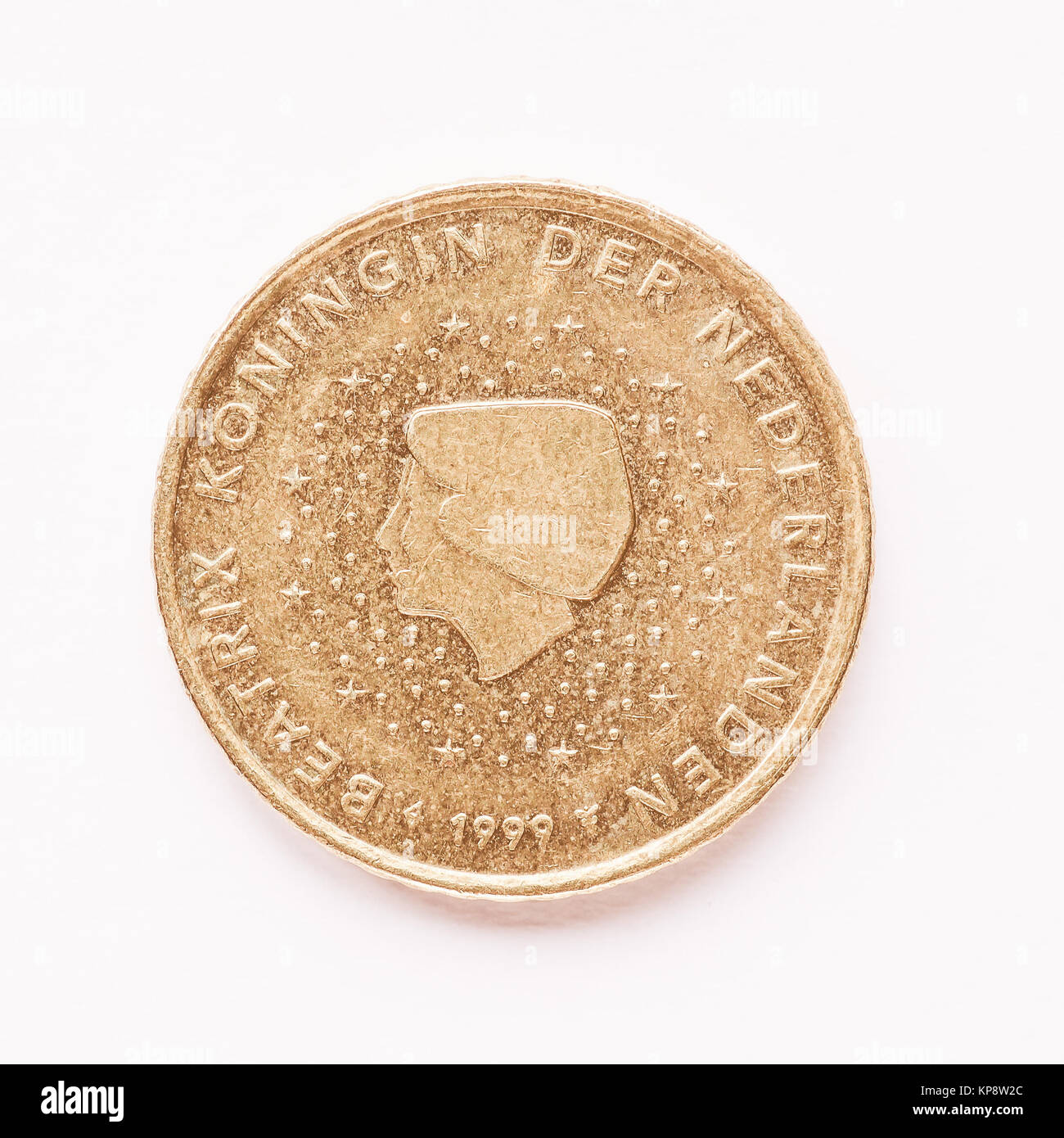 Dutch Coin Cut Out Stock Images Pictures Alamy