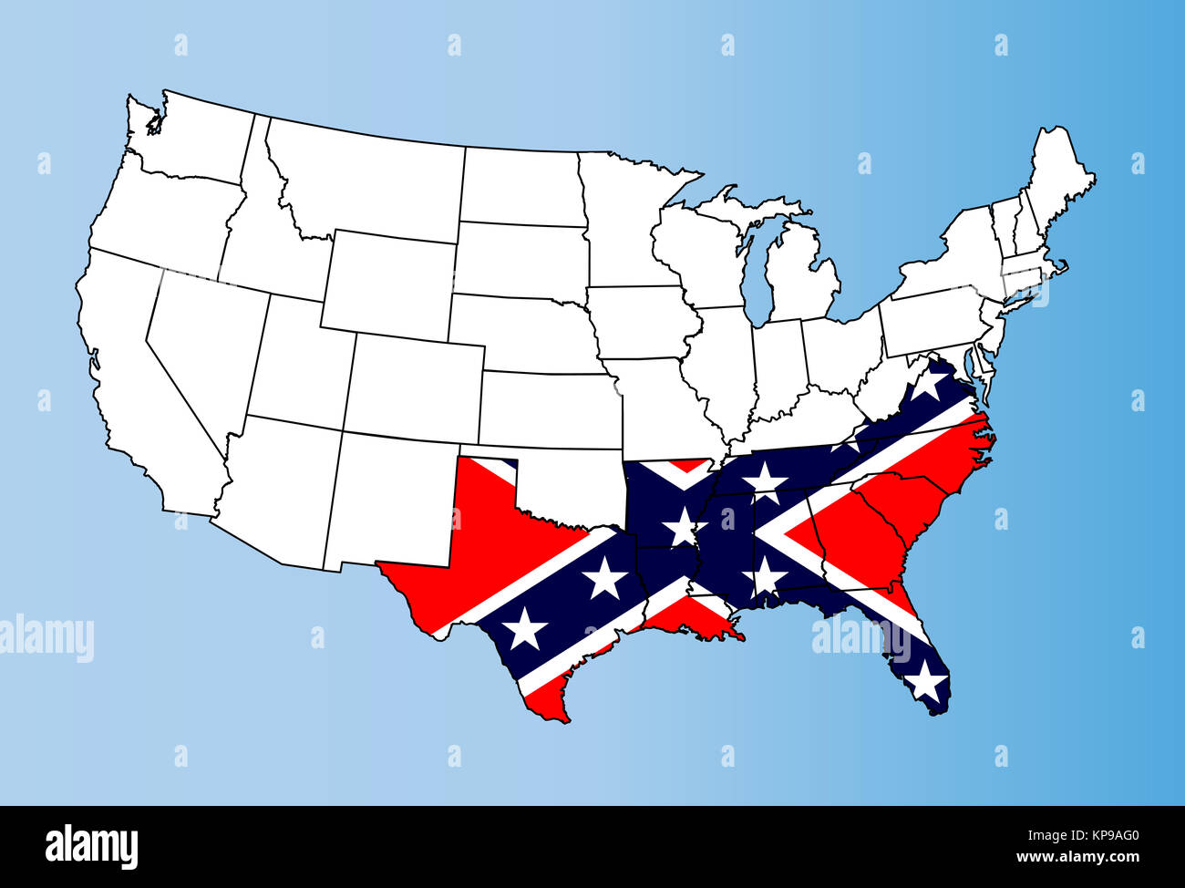 a study of the confederate states of america Check out exclusive confederate states of america videos and features browse  the latest confederate states of america videos and more on historycom.