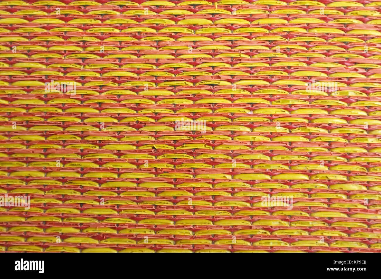 Plastic Woven Mat Stock Photos Amp Plastic Woven Mat Stock