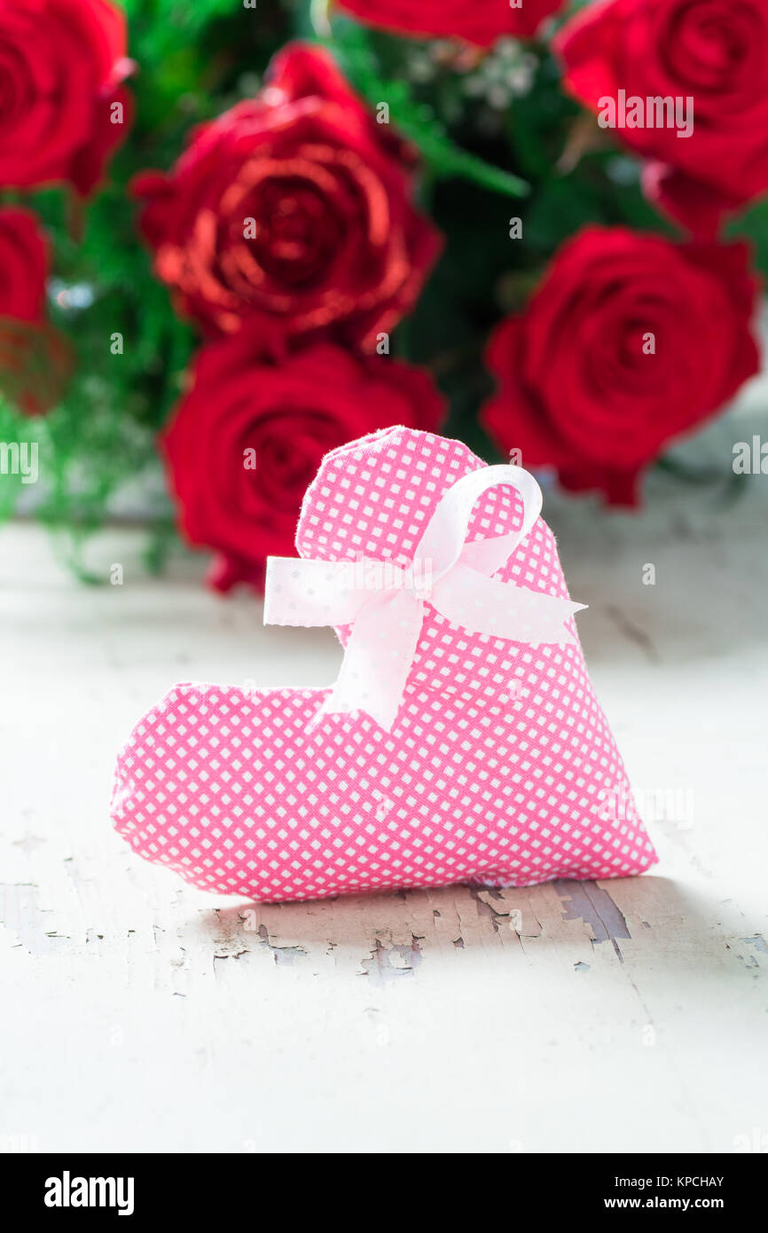 Card For Valentine S Day Mother S Day Lovers Stock Photo