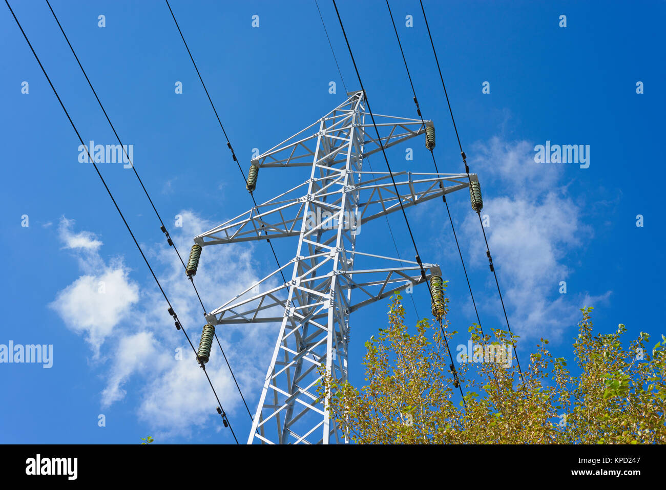 Overhead Line Equipment Stock Photos & Overhead Line Equipment ...