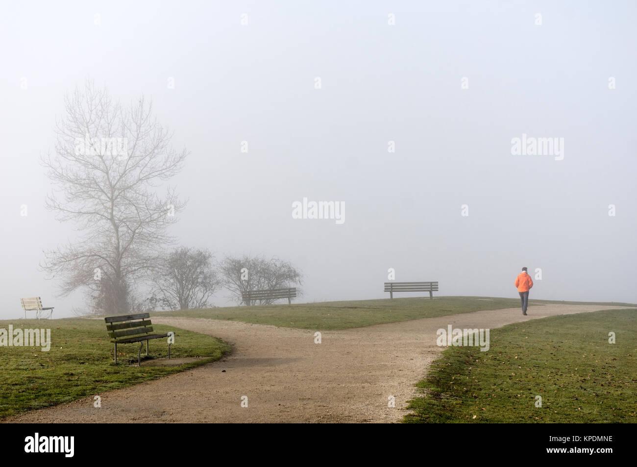 man-walking-alone-along-a-diverging-path