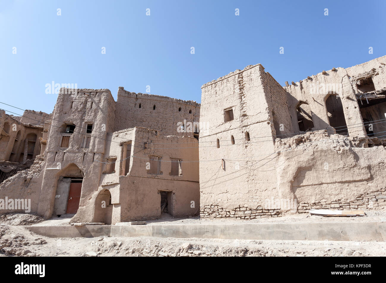 Old fortress in Muscat, Sultanate of Oman : Layover Guide