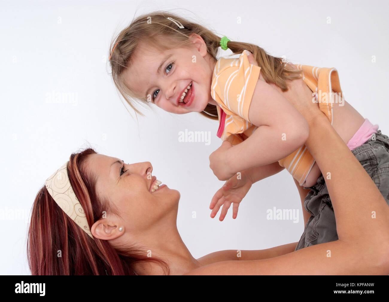 Mom und tochter