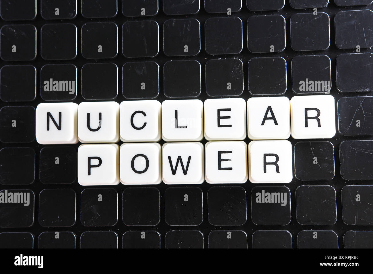 nuclear power title text word crossword alphabet letter blocks game rh alamy com sweater letters crossword