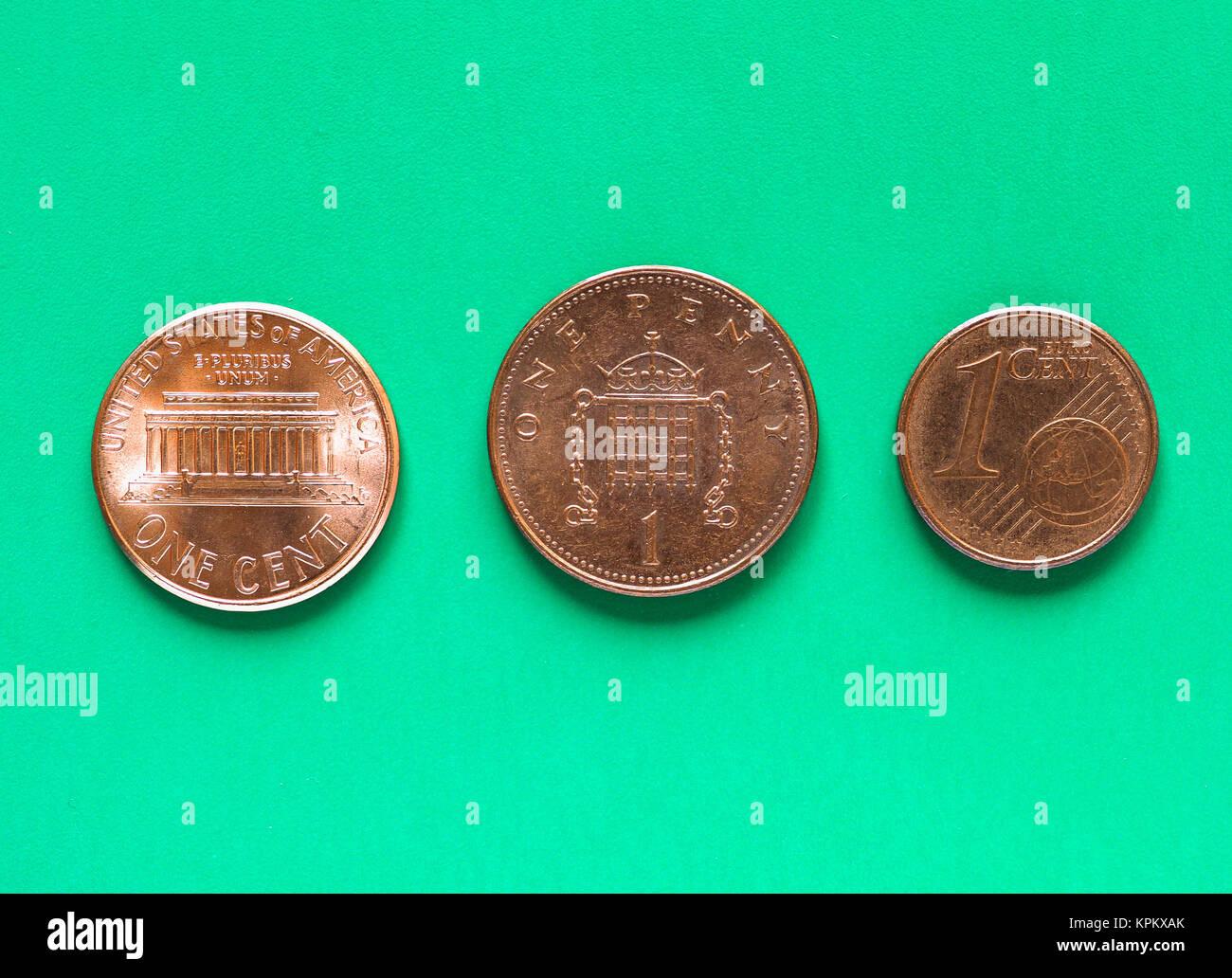 combien vaut 1 penny en euro