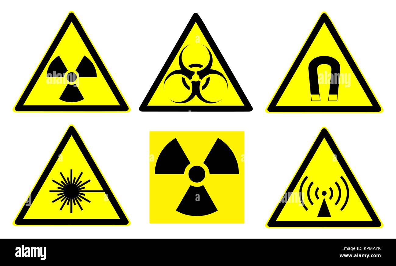 Laser hazard sign stock photos laser hazard sign stock images hazard signs set 1 stock image biocorpaavc