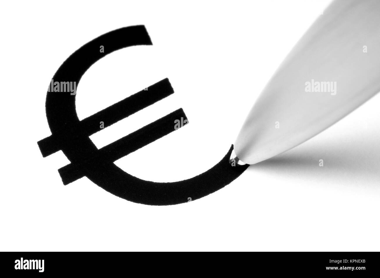 Write off black and white stock photos images alamy euro symbol stock image buycottarizona