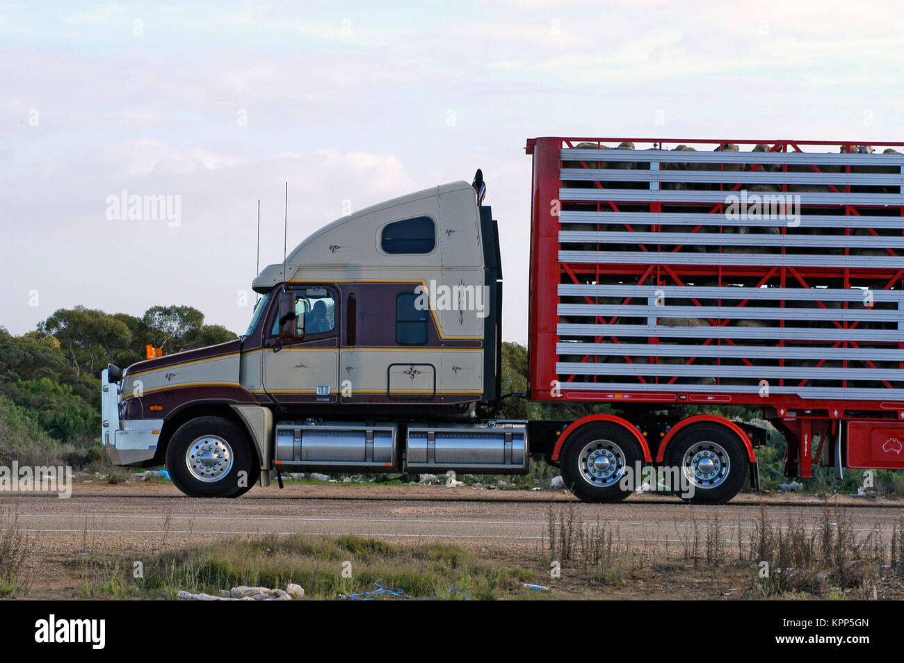 Dating a truck driver in Sydney