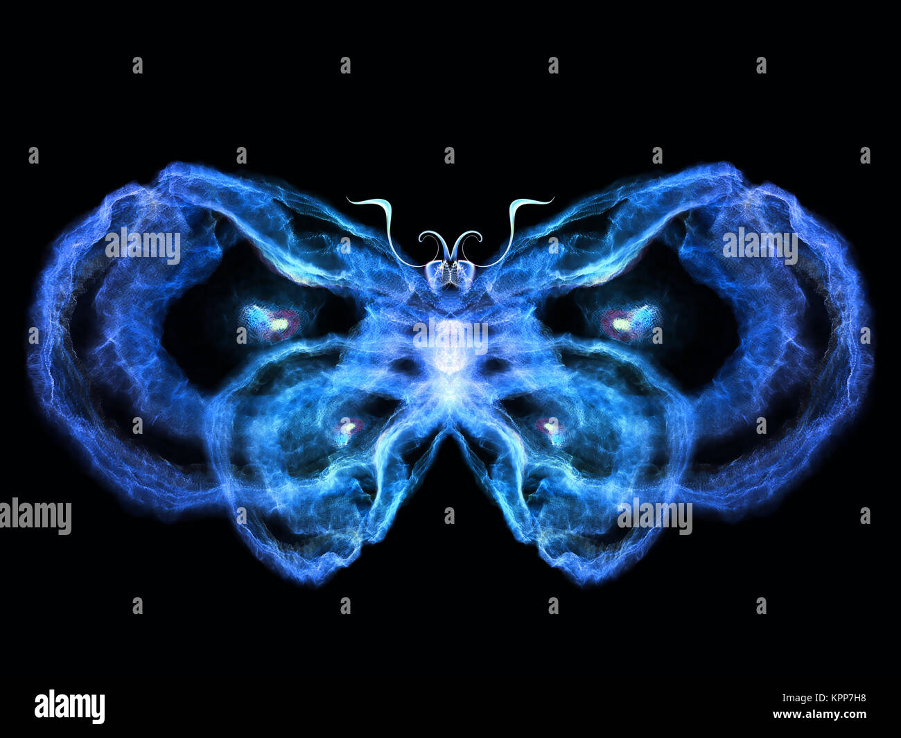 beautiful abstract butterfly design element stock photos