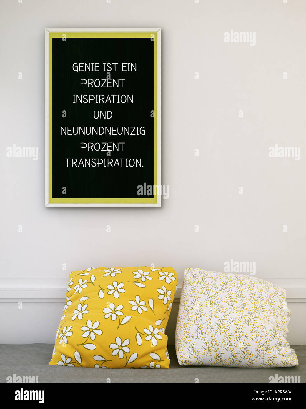Inspirational motivating quote on picture frame stock photo inspirational motivating quote on picture frame jeuxipadfo Gallery