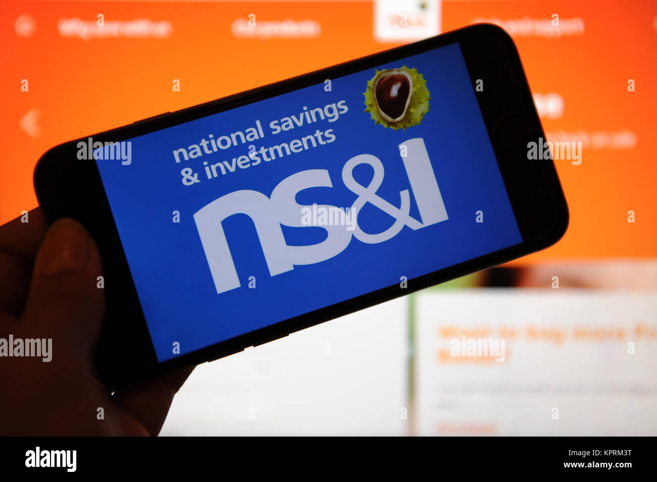 national savings National savings and investments (ns&i) offer a wide range of savings and investment products that are backed by hm treasury some are not always available, or are limited offers – keep an.