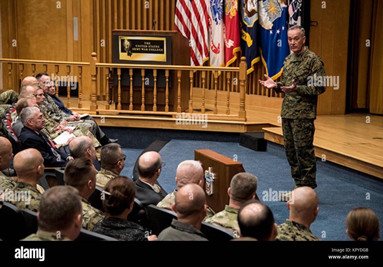 Gen joseph dunford stock photos gen joseph dunford stock for Chair joint chiefs of staff