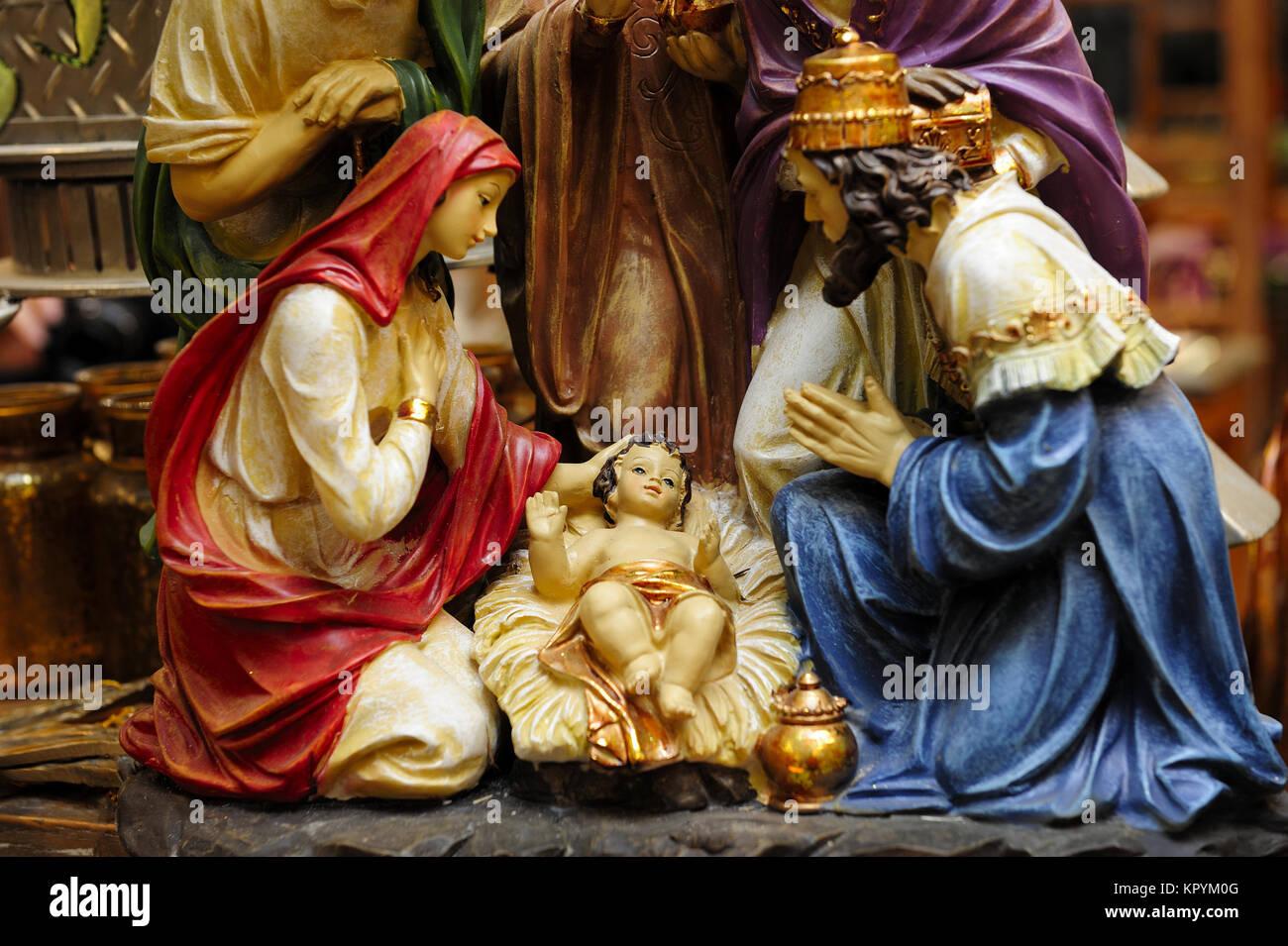 Christmas, Jesus, birth, child, biblical characters, Christmas Stock ...