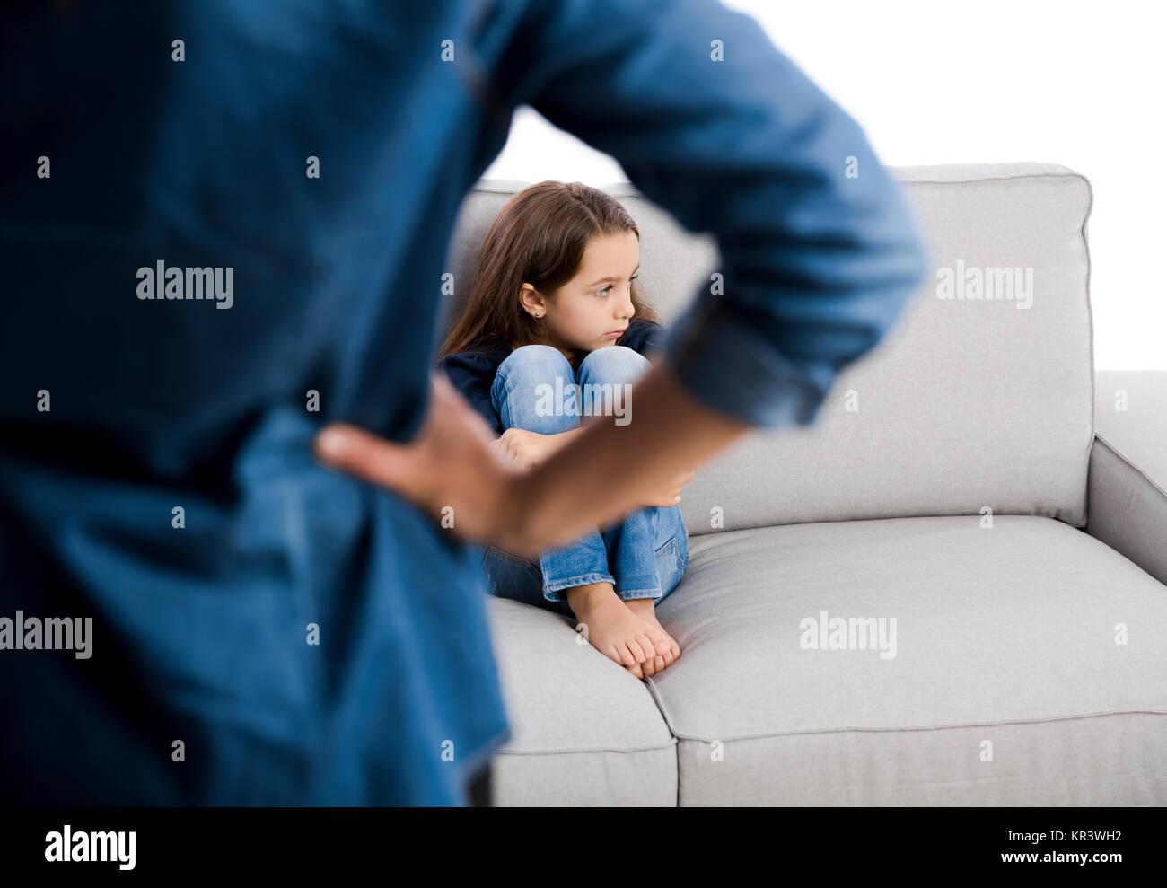 Punishment for poor behaviour 4