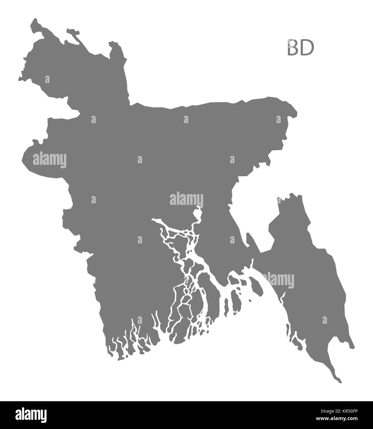Bangladesh Map Stock Photos Bangladesh Map Stock Images Alamy - Bangladesh map