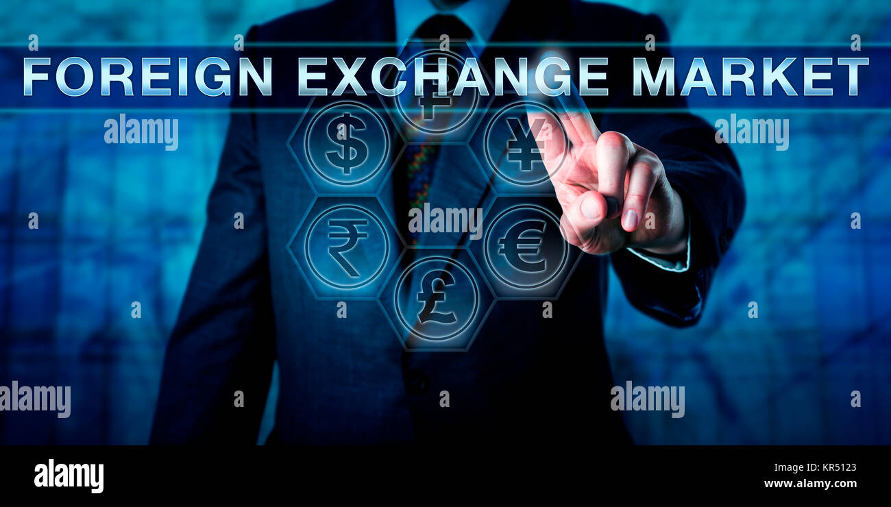 Foreign exchange trader