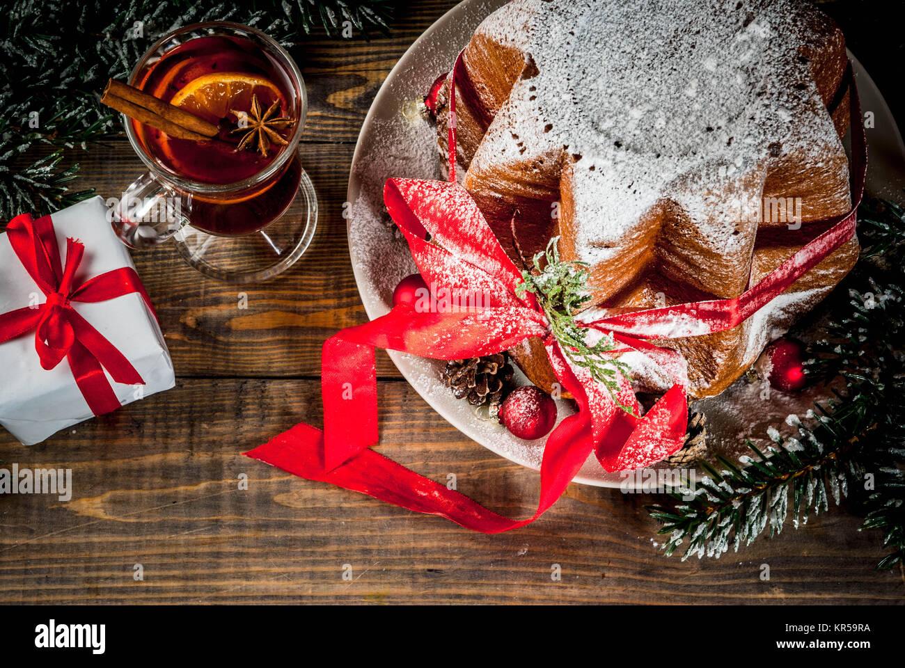 Italian Pandoro Cake Tin