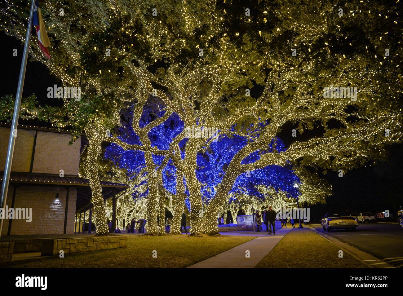 Johnson City, USA. 18 Dec, 2017. For the past 28 years Johnson City ...