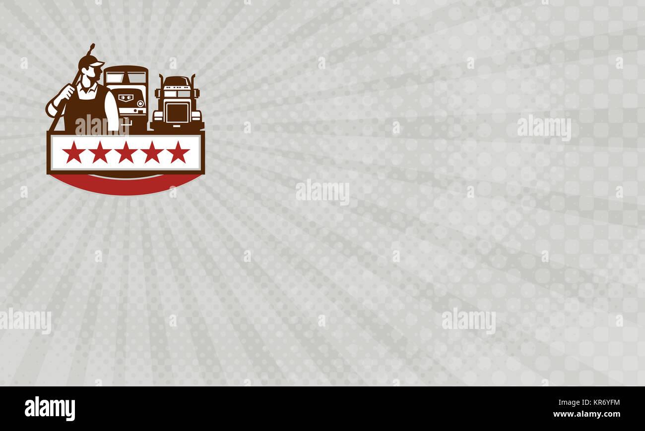 Power Washing Business card Stock Photo: 169183720 - Alamy