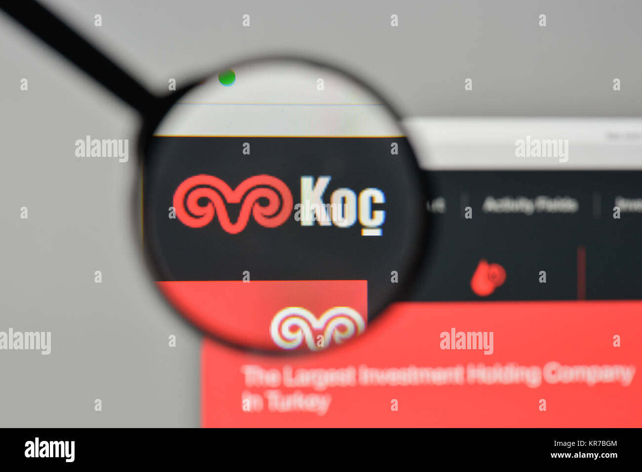 koc logo stock photos amp koc logo stock images alamy