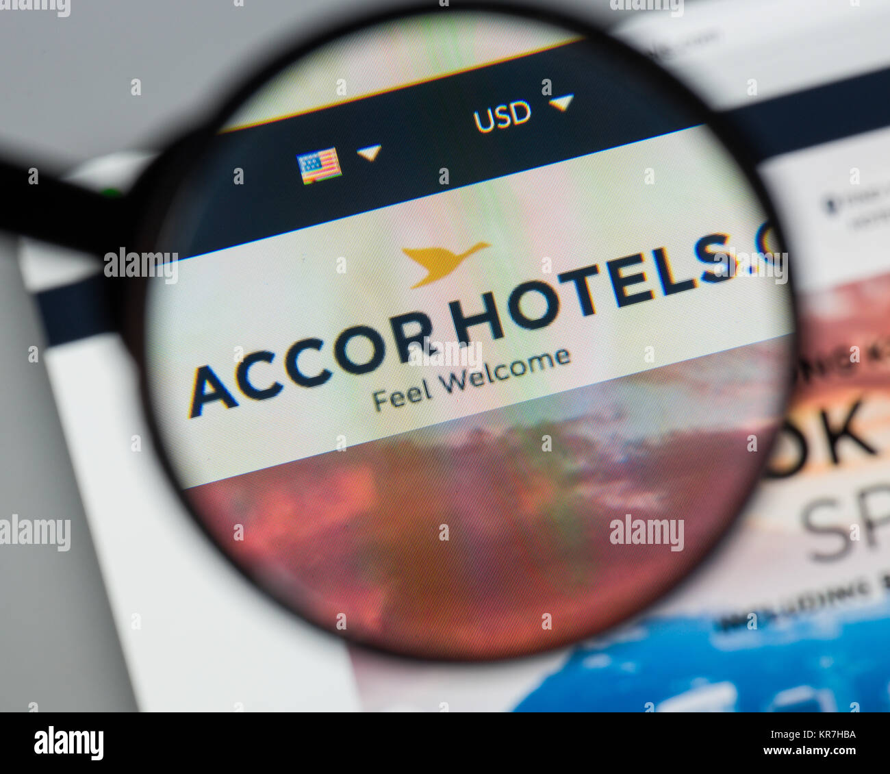Although Accor was outperformed by the global hotel market in , it delivered a record financial performance, driven by a strong footprint and the rapid implementation of the company's three-year restructuring plan, set out by its new CEO in