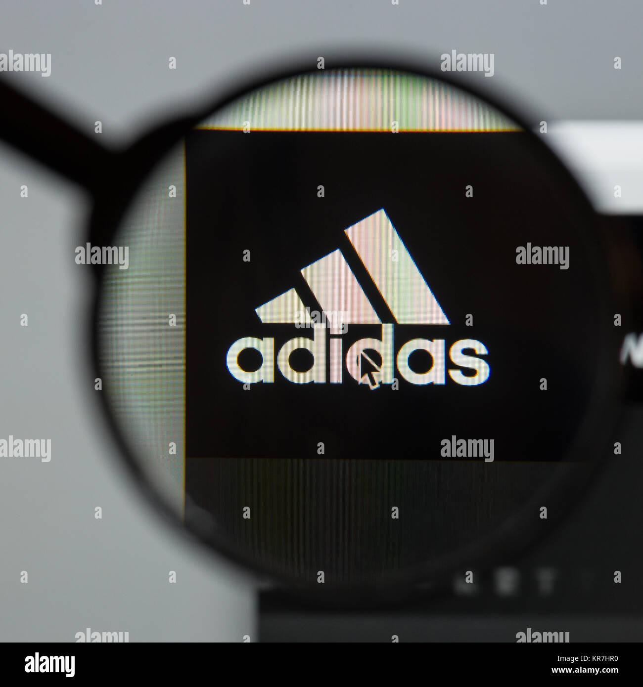 Adidas Logo Stock Photos   Adidas Logo Stock Images Alamy 170d36bf4