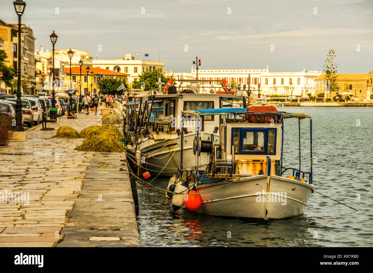 Zakintos stock photos zakintos stock images alamy for City island fishing boats