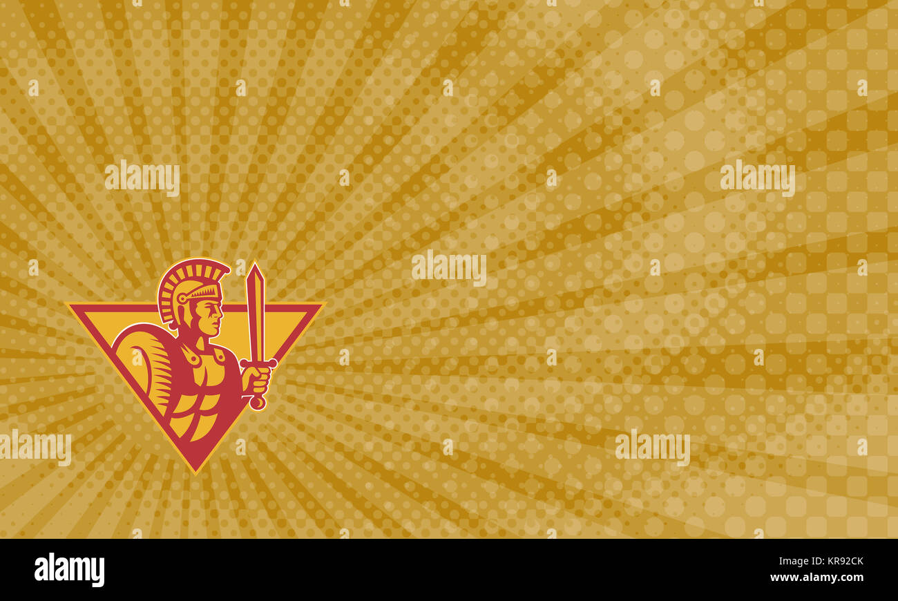 Centurion Security Business Card Stock Photo: 169229891 - Alamy