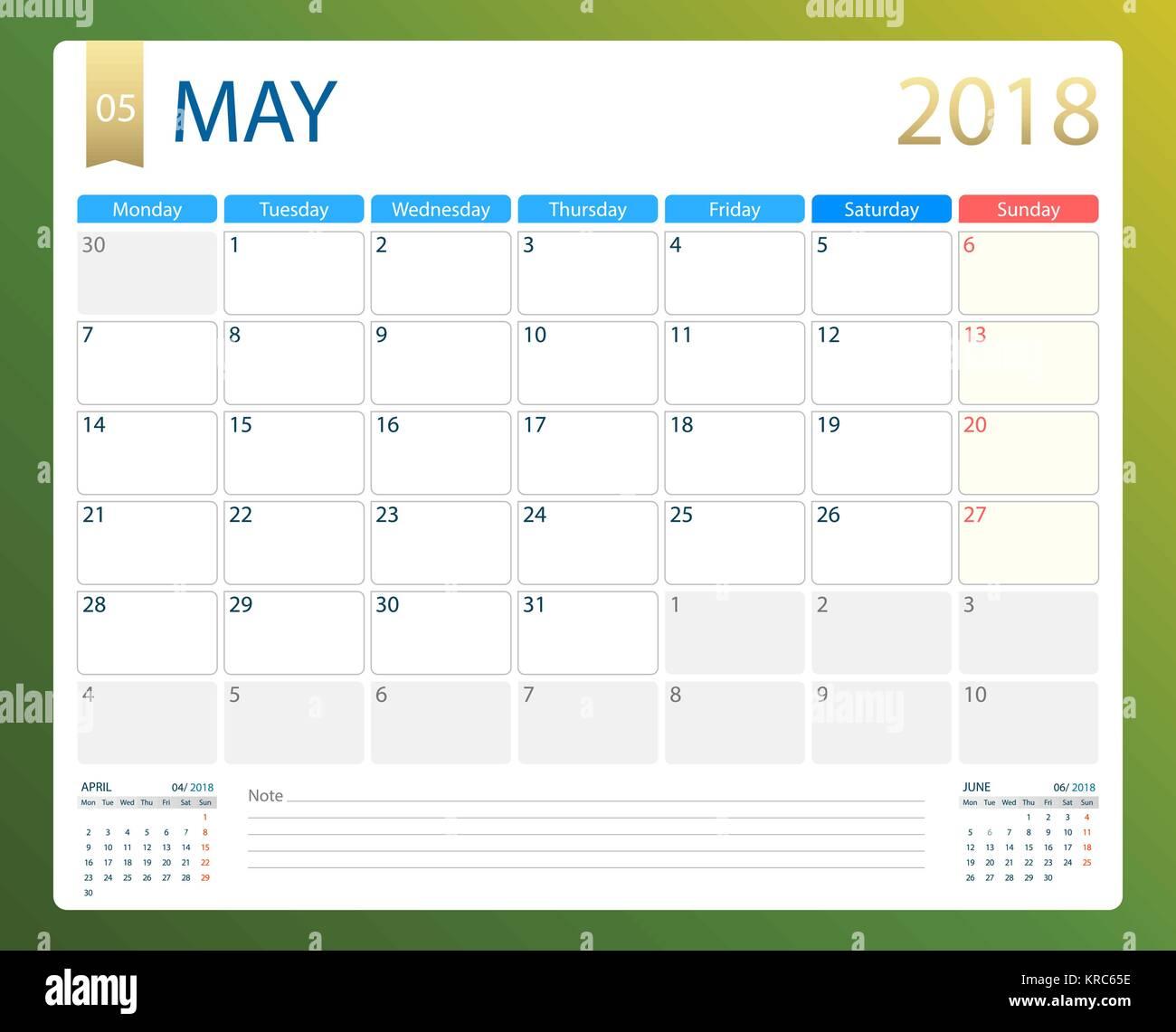 May Calendar Vector : Calendar vector stock photos