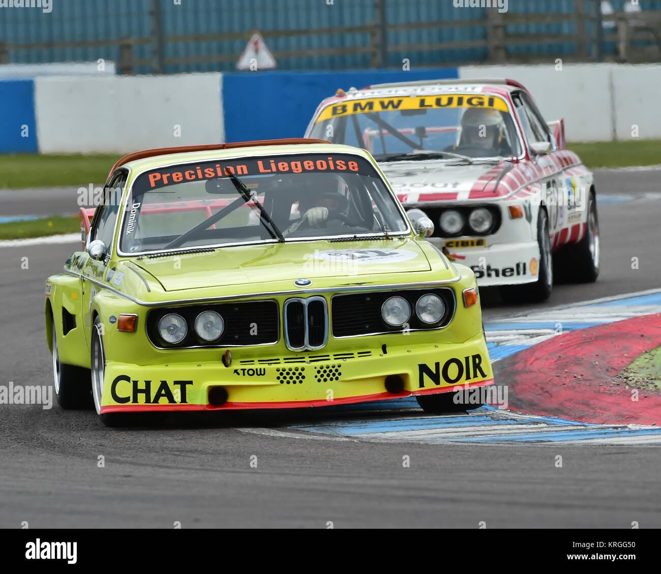 Dominik Roschmann, BMW 3 Litre CSL, HTCC, Historic Touring Car Challenge,  Tony