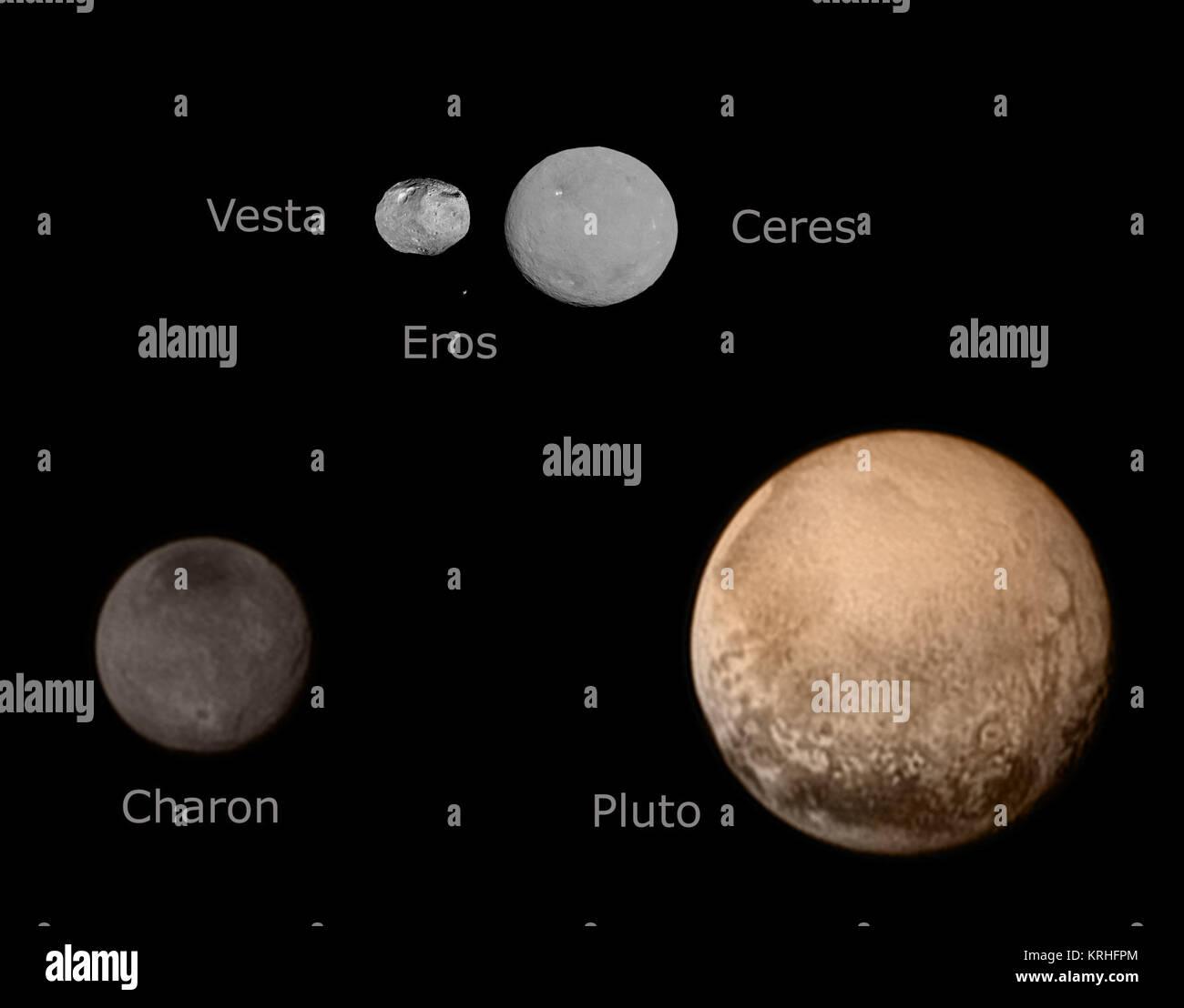 Pluto Charon Stock Photos & Pluto Charon Stock Images