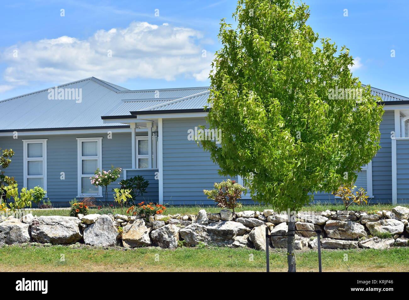 House Wood Cladding Stock Photos \u0026 House Wood Cladding Stock ...