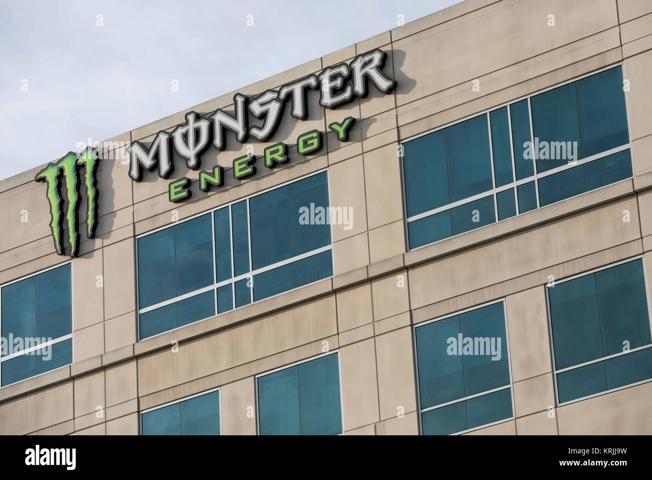 Monster drink stock photos monster drink stock images alamy - Monster energy corporate office ...